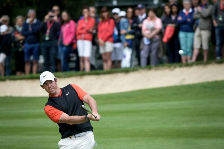 Rory McIlroy was named PGA Tour Player of the Year for the third time