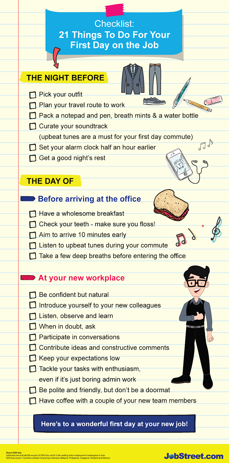 (Infographic) Checklist--21-Things-To-Do-For-Your-First-Day-on-the-Job (1)