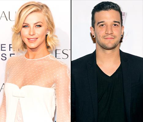 """Julianne Hough Addresses Mark Ballas Dancing With the Stars Feud: I Didn't Mean to """"Diss Anybody"""""""
