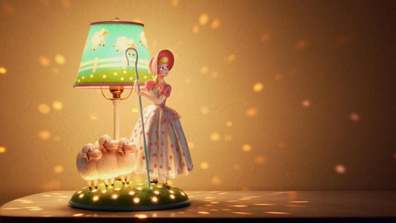 Pixar's 'Lamp Life' short follows Bo Peep's adventures before 'Toy Story'
