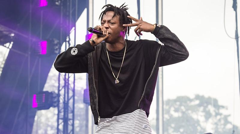 Watch Joey Bada$$ Smash American Flag in Dramatic Album Teaser