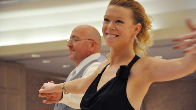 Dancer Who Lost Foot in Boston Marathon Bombing Vows to Take to the Floor Again