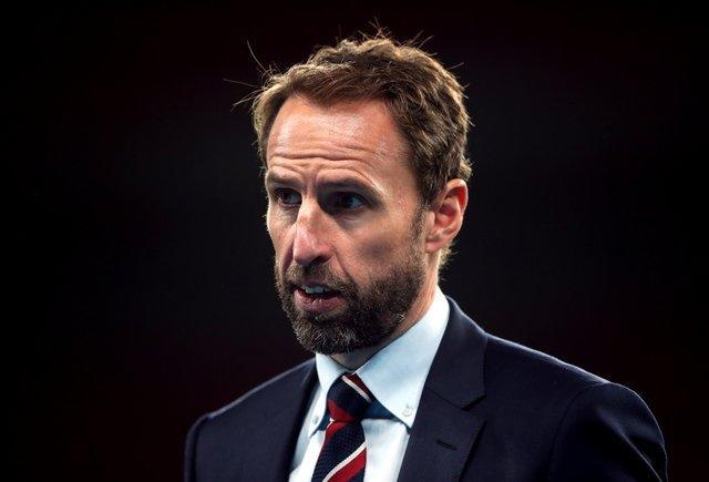 Gareth Southgate is in contract until the end of the 2022 World Cup
