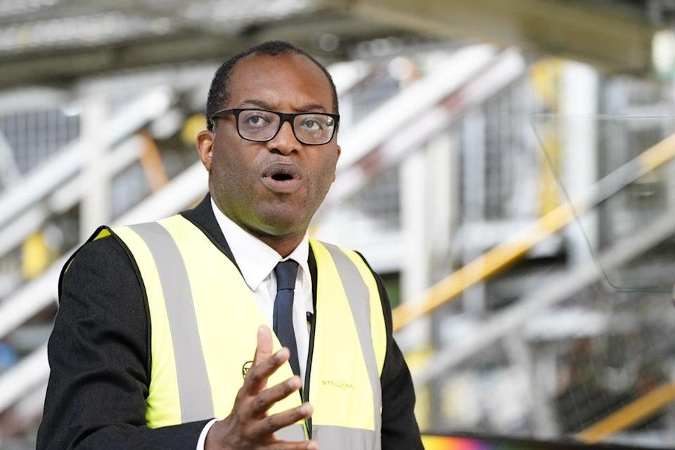 Kwasi Kwarteng, Secretary of State at the Department of Business, Energy and Industrial Strategy (PA Wire)