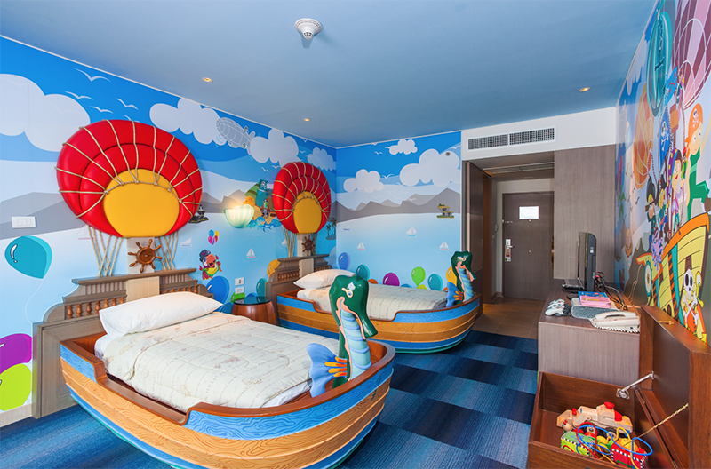 Quarto do Holiday Inn Resort Phuket (Foto: Divulgação/Booking.com)