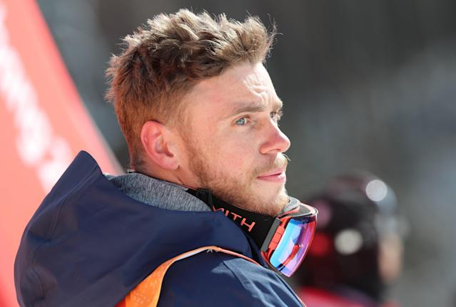 Gus Kenworthy is hoping to make a difference. (Reuters)