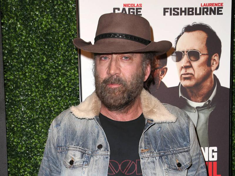 Nicolas Cage: 'Marriage Story should be required viewing for anyone considering divorce'