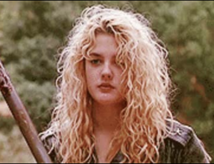 <p>Although somewhat reminiscent of the big hair from the '80s, Drew Barrymore's curls in <em>Poison Ivy </em>were perfectly grunge and sparked a hair trend that continued throughout the decade. </p>