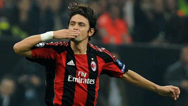 <p>One of Milan's best ever strikers, he will always be in the hearts of the supporters. Known as the 'man of the finals.' the striker always found the net when his side needed it most.</p> <br><p>He scored 126 goals in 281 games for Milan, and bagged the decisive brace in the 2007 Champions League final win against Liverpool.</p>