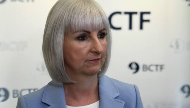 BCTF President Teri Mooring says the province can and should be doing more to protect educators and school staff from COVID-19.
