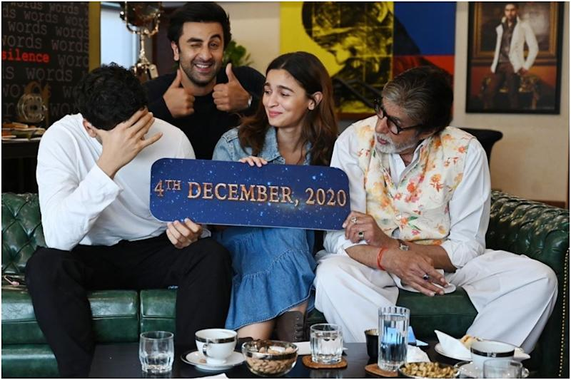 It's the Way We Hang Out: Alia Bhatt Explains the Unusual Announcement of Brahmastra Release Date