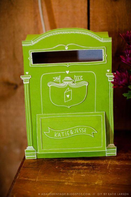 "<p><a href=""https://www.katielarson.studio/"" rel=""nofollow noopener"" target=""_blank"" data-ylk=""slk:Katie Larson"" class=""link rapid-noclick-resp"">Katie Larson</a> decorated this cereal box to hold wedding cards, but it totally works for kids' Valentine's Day cards, too!<br></p><p><strong>Get the tutorial at <a href=""http://adalouvintage.blogspot.com/2012/02/diy-valentines-letterbox-by-katie.html"" rel=""nofollow noopener"" target=""_blank"" data-ylk=""slk:Ada Lou Vintage"" class=""link rapid-noclick-resp"">Ada Lou Vintage</a>.</strong></p><p><a class=""link rapid-noclick-resp"" href=""https://www.amazon.com/Spray-Adhesives/b?ie=UTF8&node=490647011&tag=syn-yahoo-20&ascsubtag=%5Bartid%7C10050.g.25844424%5Bsrc%7Cyahoo-us"" rel=""nofollow noopener"" target=""_blank"" data-ylk=""slk:SHOP SPRAY ADHESIVES"">SHOP SPRAY ADHESIVES</a></p>"