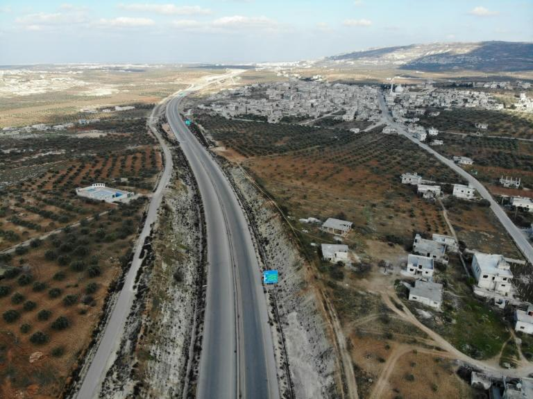 The agreement will create a security corridor along the key M4 highway in northern Syria