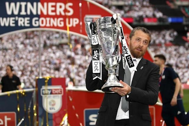 Fulham promotion puts end to 'three years of suffering', says Slavisa Jokanovic