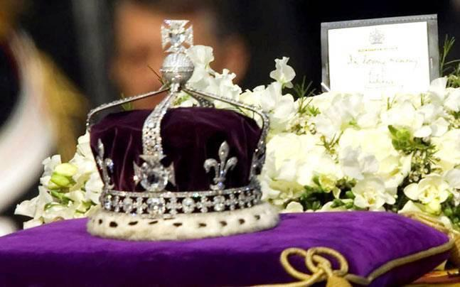 We can't order UK to return Kohinoor: SC