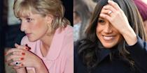 <p>Since the age of Queen Victoria, members of the royal family have embraced the engagement ring tradition. But the designs and styles have varied greatly—from colored stones to simple diamonds and brand new rings to family heirlooms. Since it may be awhile before another royal engagement, we're breaking down all the iconic engagement rings given in the past.</p>