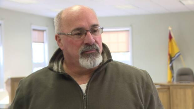 Dalhousie Mayor Normand Pelletier says there is little regional co-operation in the Restigouche region, and believes amalgamation is the only solution. (Bridget Yard/CBC  - image credit)