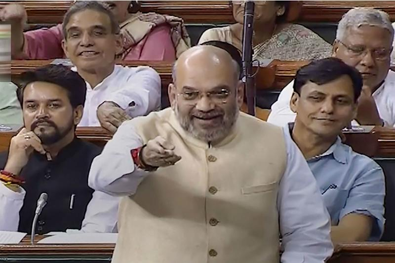 As Oppn Preps Up for 'Tooth & Nail' Fight, Amit Shah to Table Citizenship (Amendment) Bill in Lok Sabha Today