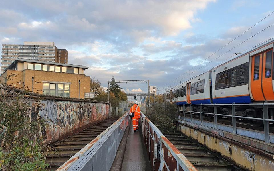 It will cost £350 million and take three years to create the Camden Highline