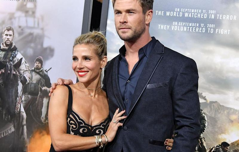 Elsa Pataky has opened up up about her