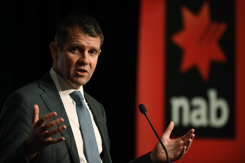 Could Mike Baird be NAB's next CEO?