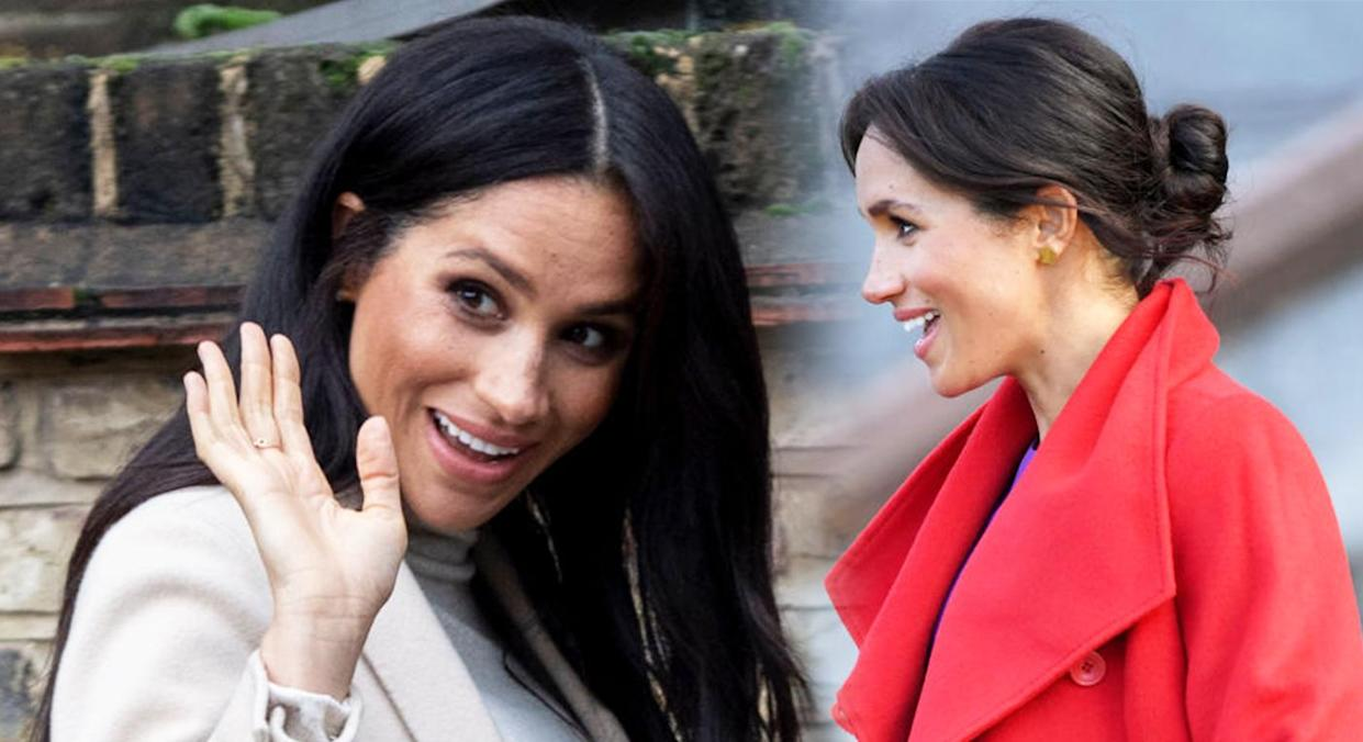 How Duchess Of Sussex Has Stayed Grey Free During Pregnancy
