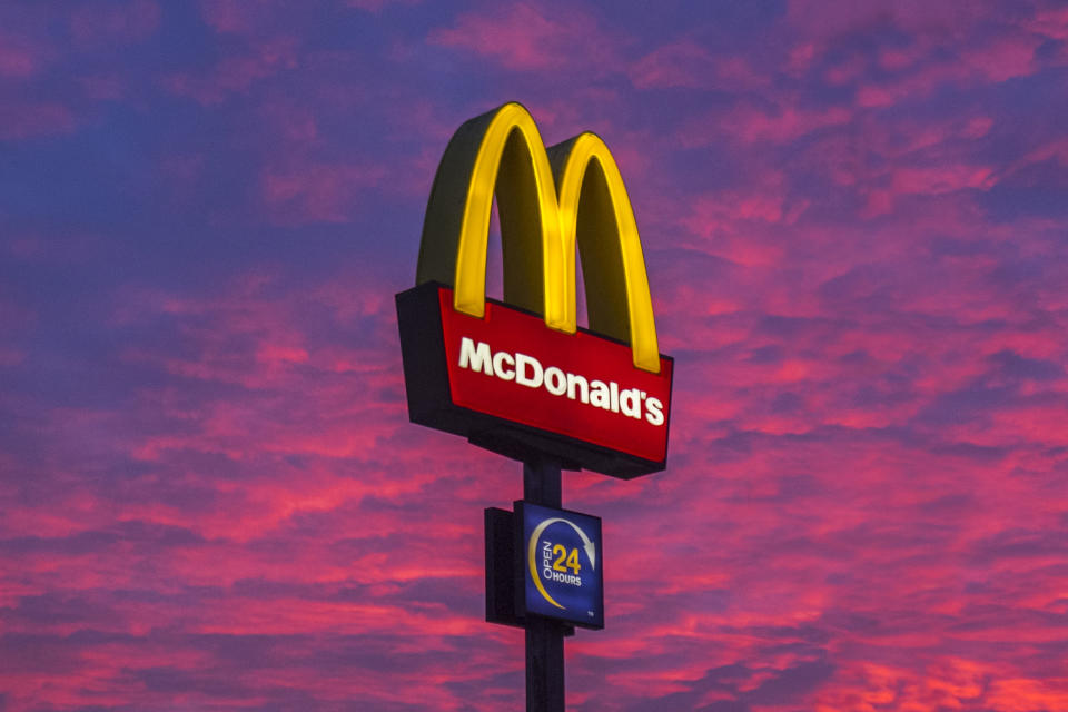 Is your local McDonald's one of the lucky restaurants? (Getty Images)
