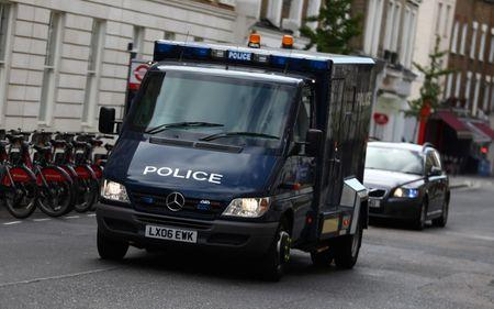 Whitehall operation: Man charged with preparing terrorist acts