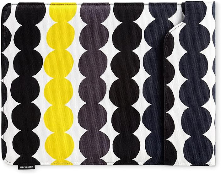 <p>This vibrant <span>Marimekko Sleeve For Surface Pro and Surface Laptop</span> ($20) is a must-have.</p>