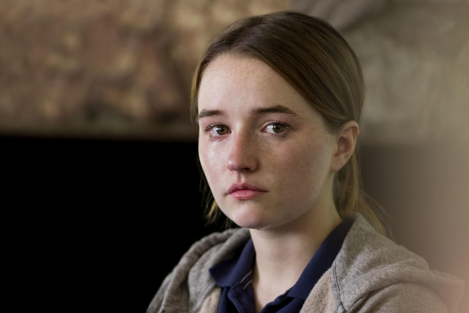 Kaitlyn Dever has received a nomination for her work in Unbelievable. (Beth Dubber/Netflix)
