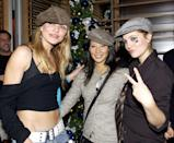 <p>If you can't celebrate the fact that all three of <em>Charlie's Angels </em>(Cameron Diaz, Lucy Liu, and Drew Barrymore) wore nearly identical caps to a <em>Rolling Stones </em>after-party, then where can joy be found?</p>