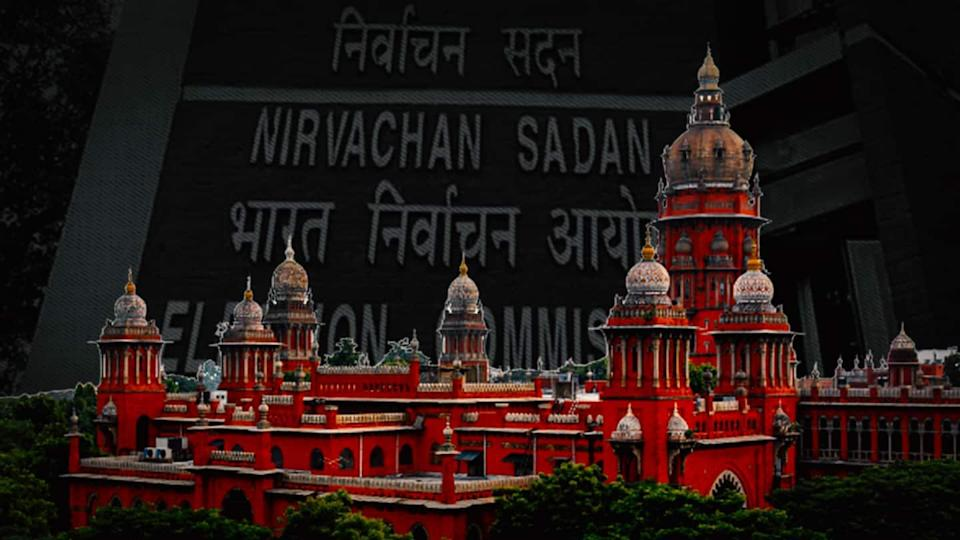 Election Commission moves Madras HC against