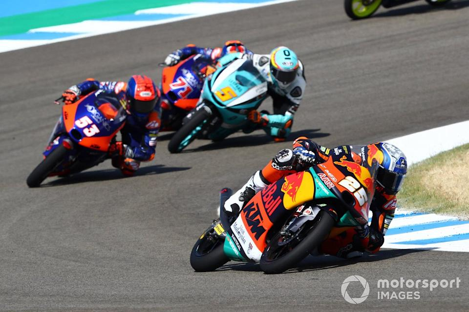 "Raul Fernandez, Red Bull KTM Ajo <span class=""copyright"">Gold and Goose / Motorsport Images</span>"