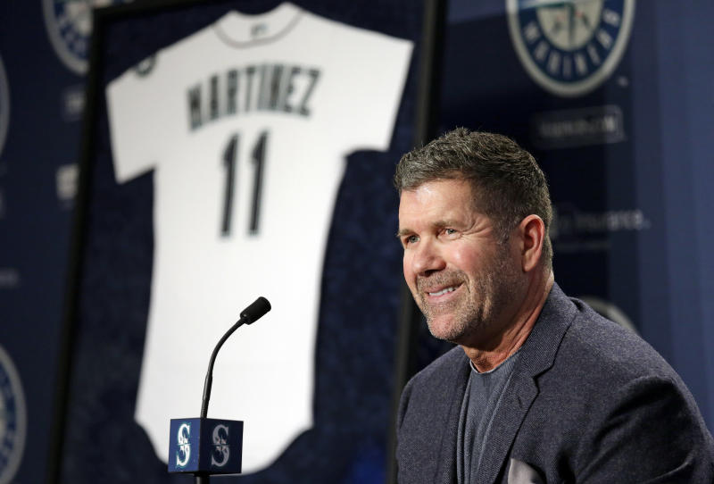 Edgar Martinez on Hall of Fame: 'It's looking good for next year'