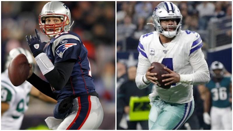 Tom E. Curran's Patriots-Cowboys Preview: Can Pats withstand a Dak attack?