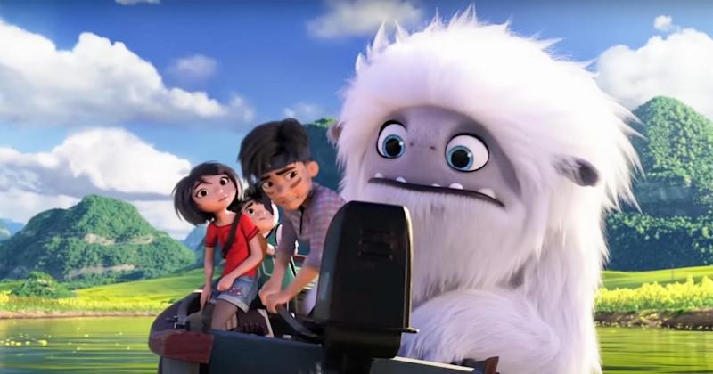 Yeti hilarity ensues in adorable Abominable trailer