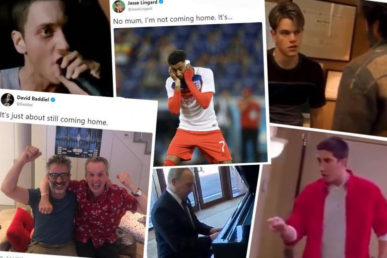 'It's coming home' memes: All the best memes as England bid to reach World Cup final for first time since 1966