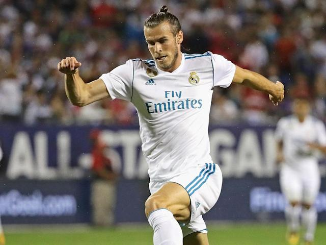 Gareth Bale has been linked with a move away from Real this summer (Getty)