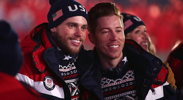 Gus Kenworthy says he has been his truest self at PyeongChang 2018.