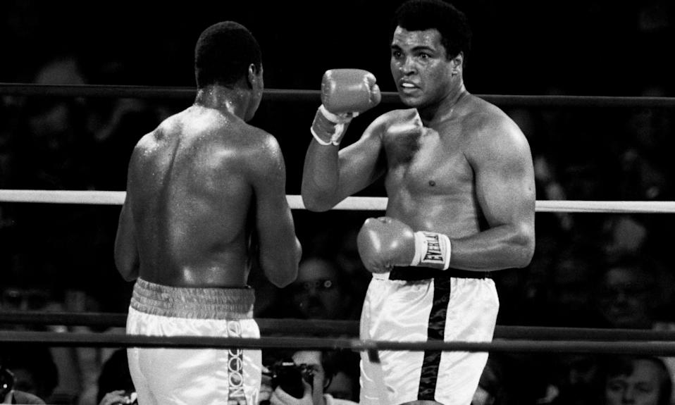 Muhammad Ali was already showing signs of brain damage when he lost to Larry Holmes in October 1980 in Las Vegas.