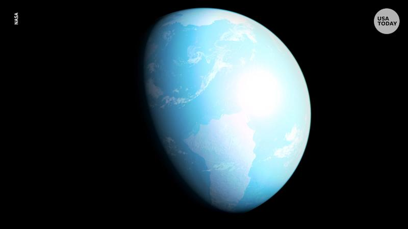 A one-in-a-million discovery: Scientists spot 'incredibly rare' super-Earth