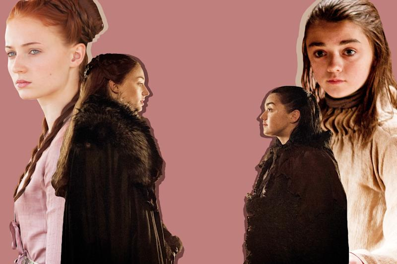 Why It Looks Like Arya Stark Isn't Getting a GOT Spinoff