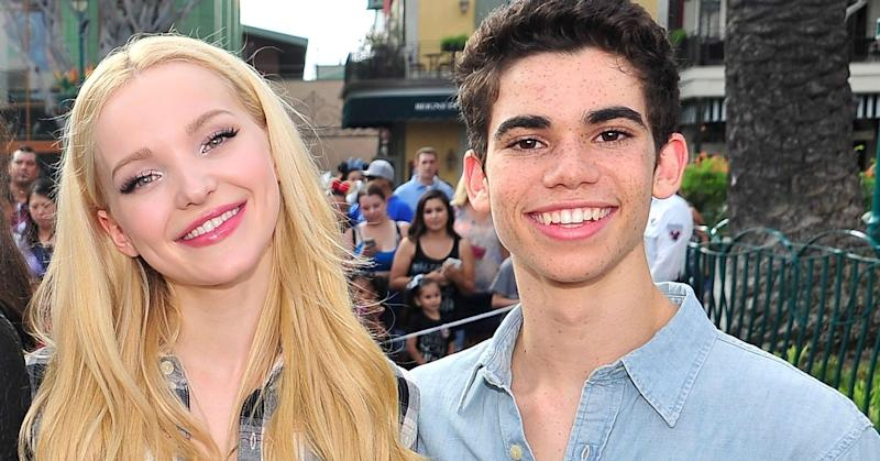 """Dove Cameron Is Reluctant to Do """"Descendants"""" Movies Without Cameron Boyce"""