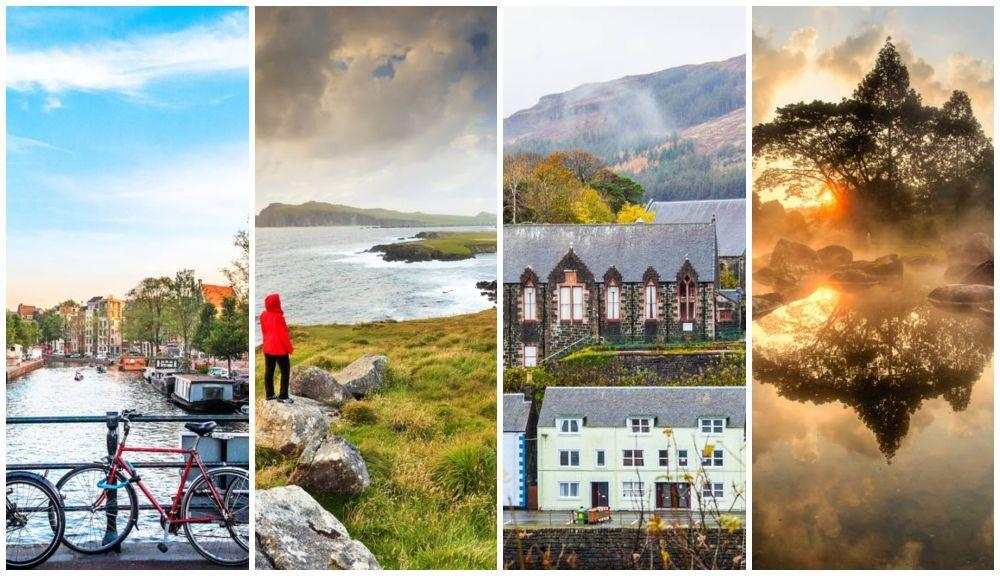 "<p>With Christmas over for another year, thoughts are turning to 2019 and planning holidays.</p><p>If you can't make up your mind where to visit or what to see, <a href=""https://www.pinterest.co.uk/"" target=""_blank"">Pinterest</a> has just revealed its top travel trends for the year ahead – based on user searches.</p><p>The <a href=""https://www.countryliving.com/uk/wildlife/countryside/a22602143/most-popular-holiday-destinations-brits-pinterest/"" target=""_blank"">visual ideas-sharing app</a> says sustainable travel, going back to basics and embracing nature will all inspire our adventures over the next 12 months.</p><p>Here, Pinterest's top 8 travel trends for 2019...</p>"