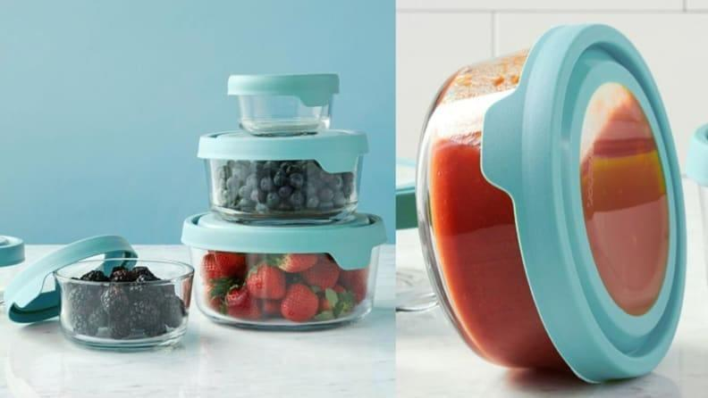 Get rid of your mismatched Tupperware.