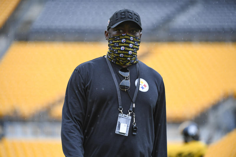 Steelers HC Mike Tomlin on wearing a mask: 'I'm just thankful to be working'