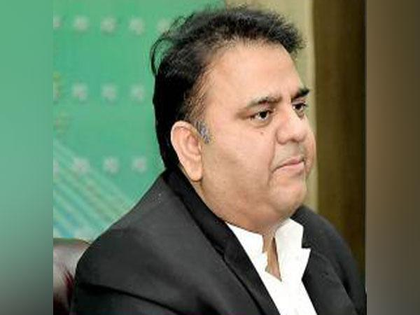 Pakistan's Information Minister Fawad Chaudhry