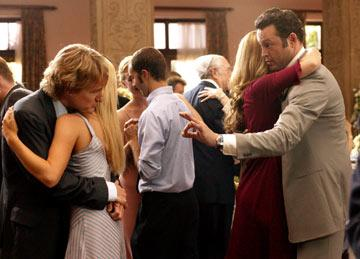 Vince Vaughn in 'Wedding Crashers'