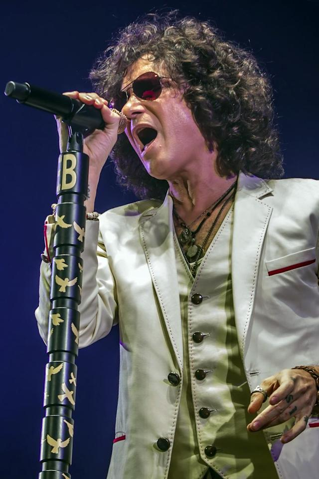 Enrique Bunbury cumple Expectativas en Mx