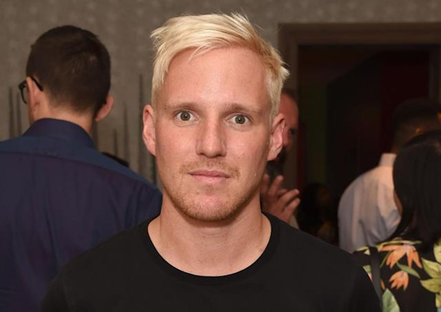 'Made in Chelsea' star Jamie Laing has been revealed to have had dance training when he was younger (David M. Benett/Dave Benett/Getty Images)
